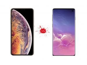 iPhone XS vs Rumored Samsung Galaxy S10 Michael Grothaus