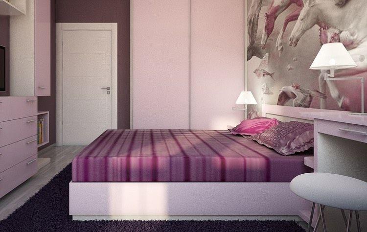 Altrosa Wandfarbe Und Deko Im Schlafzimmer Diese Farben Passen Dazu In 2020 Altrosa Schlafzimmer Altrosa Wandfarbe Haus Deko