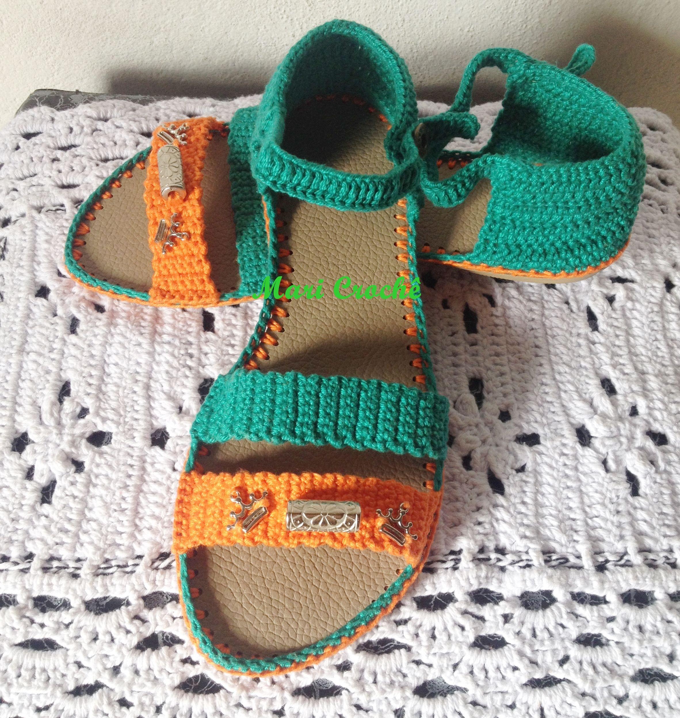Pin von Mary auf вязаная обувь | Pinterest