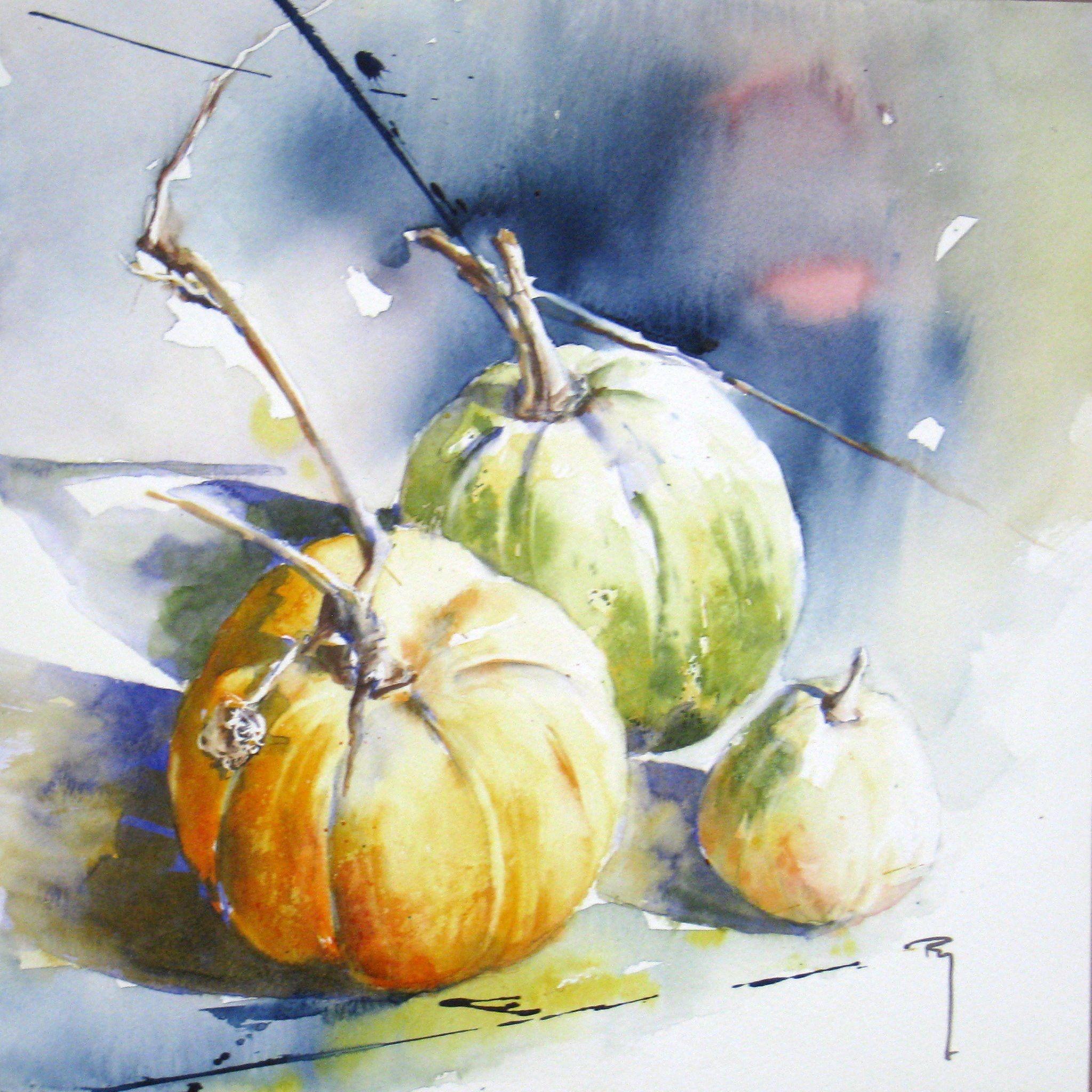 Image Fruits Aquarelle De Claudine Legros Du Tableau Aquarelle