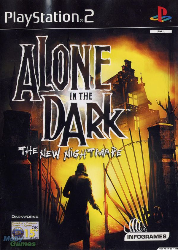 Top 40 Video Game Covers Of All Time Alone In The Dark New