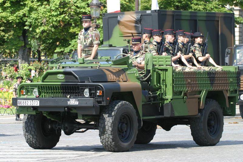 Acmat France Vehicules Militaires Armee De Terre Camion Militaire