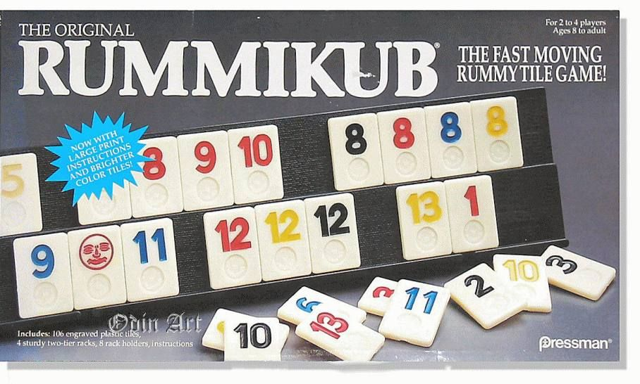 Rummikub Instructions Images Form 1040 Instructions