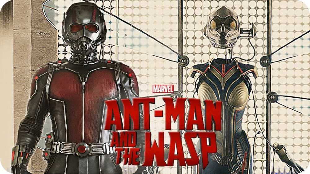 Evangeline Lily Shows Off Her Wasp Suit For Ant Man And The Wasp
