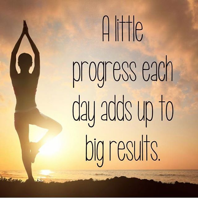 A Little Progress Each Day Adds Up To Big Results Travel