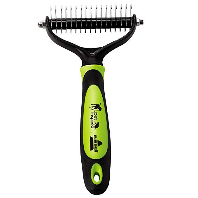 Bissell FURGET IT Cat and Dog Grooming Brush with Shedding