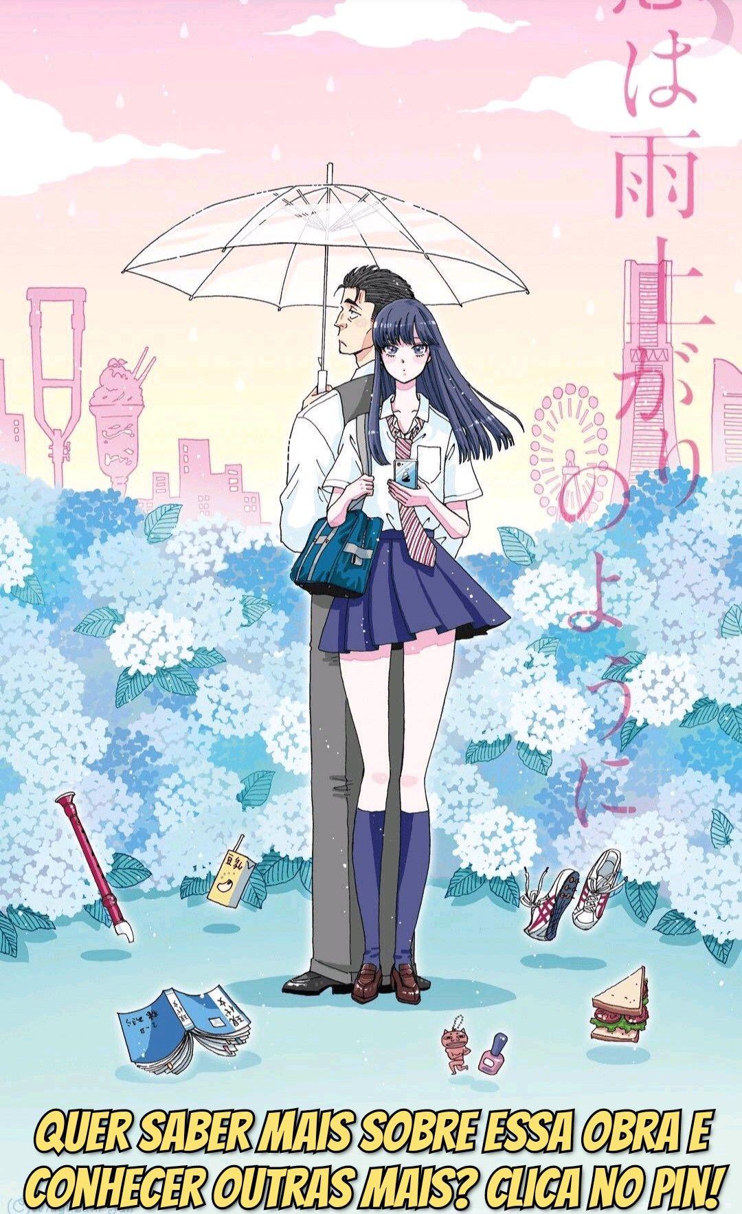 Manga De Romance Diferenciado Anime Animation Shoujo