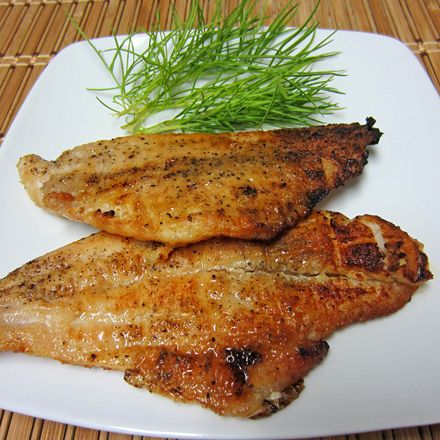 Grilled Catfish « Smoked 'n Grilled