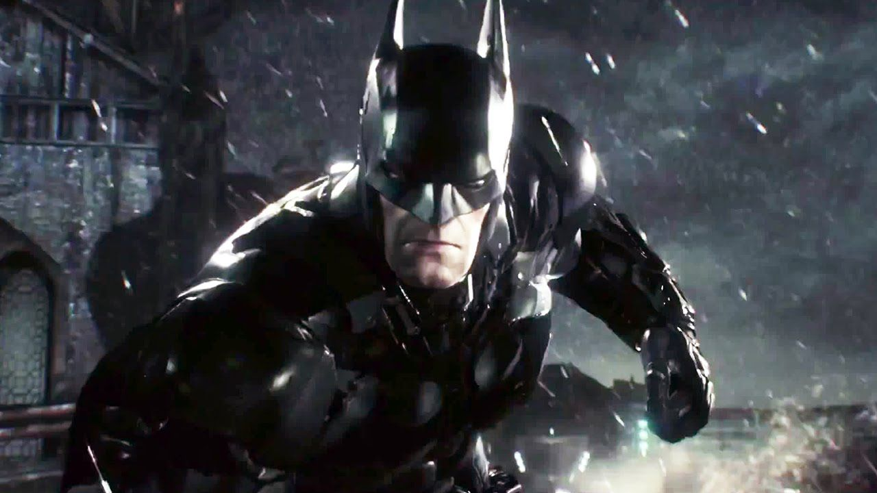 Nice Batman Arkham Knight Batmobile Gameplay Ps4 Xbox One