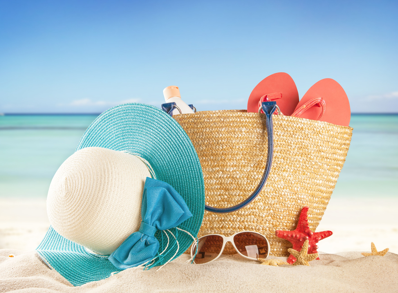 Картинки лето смешные пляж
