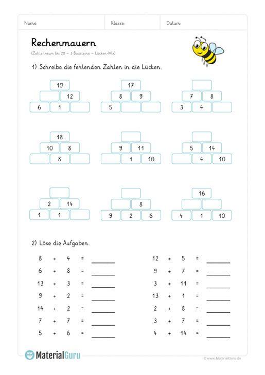 NEU: Ein kostenloses Mathe-Arbeitsblatt zum Thema \
