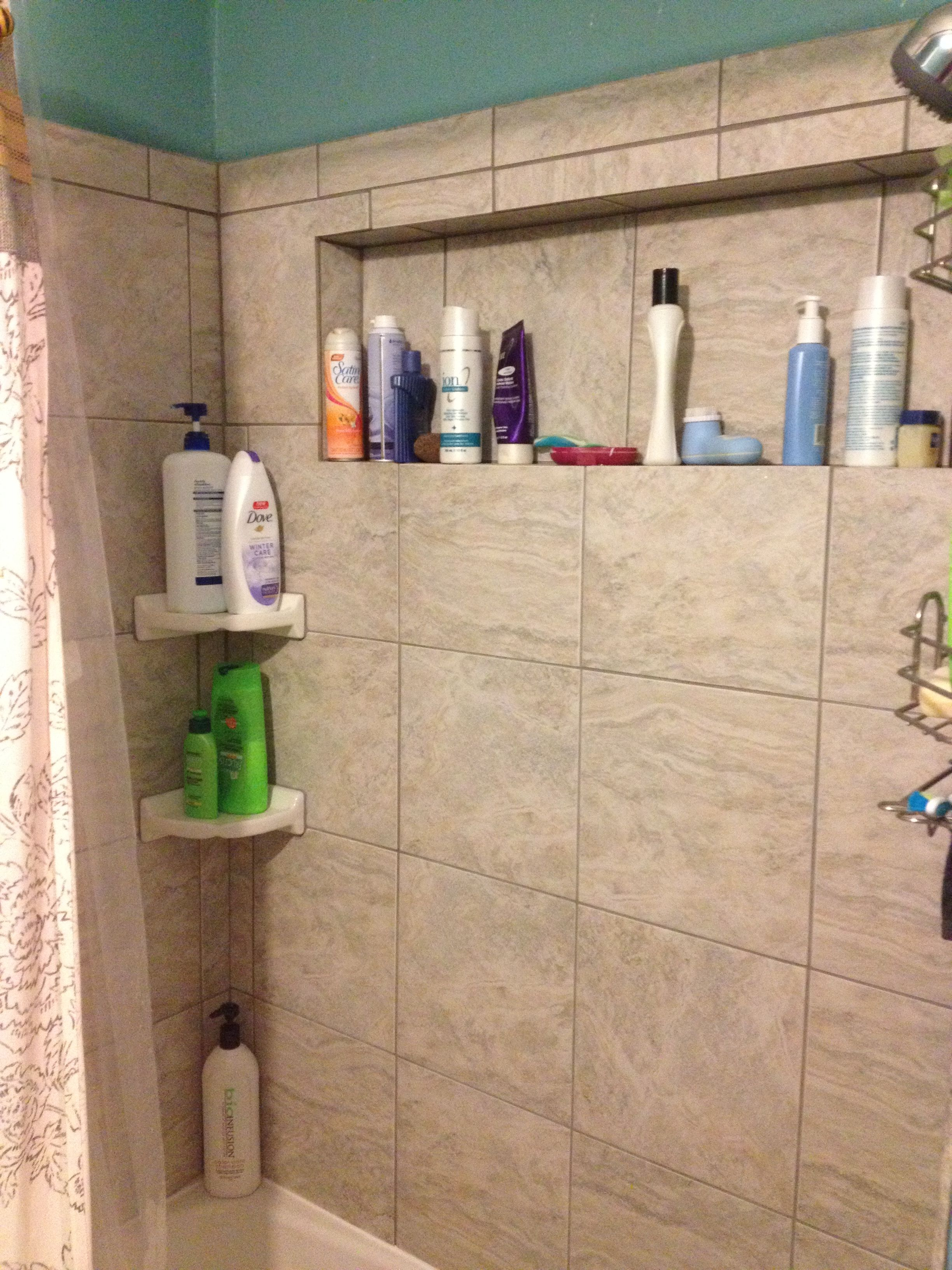 Bathtub Surround: Due to a smaller bathroom, I went with a 54 inch ...