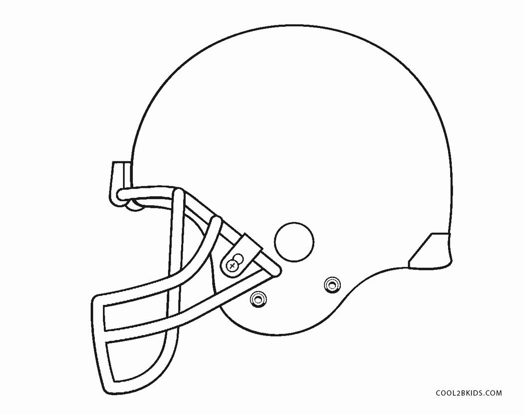 Football Helmet Coloring Page Fresh Free Printable Football Coloring Pages For Kids Football Coloring Pages Football Helmets Coloring Pages