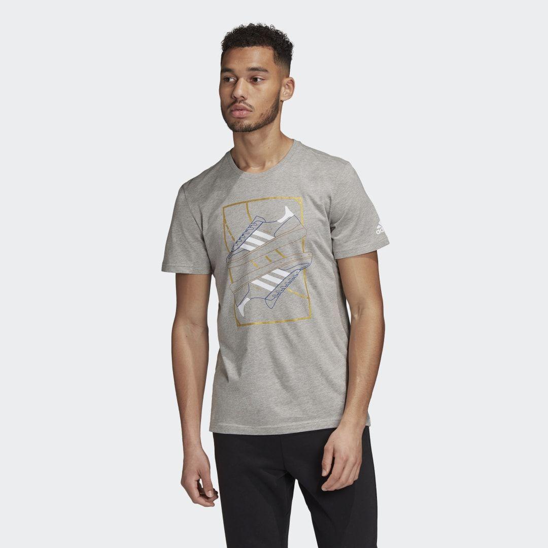 adidas HB Spezial T-Shirt - Grau | adidas Deutschland