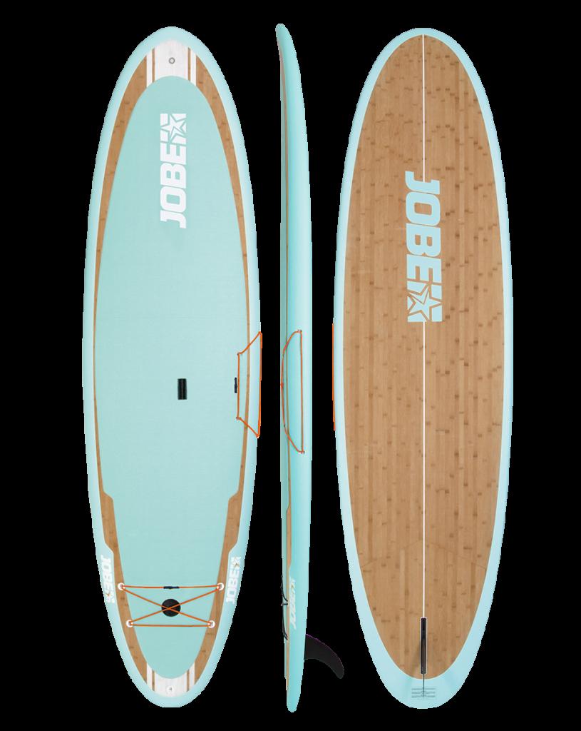 Planche Stand Up Paddle Rigide Jobe Bamboo Yoga 10 6 Yoga