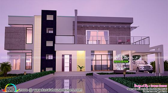 House design home contemporary all side views also projects to rh in pinterest