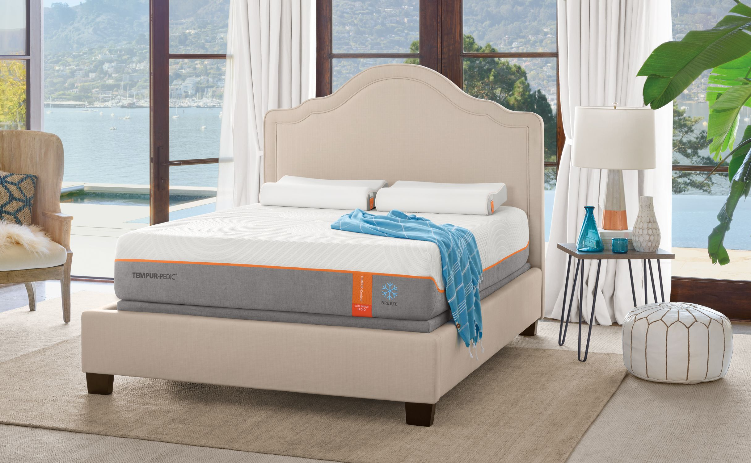 Tempur Pedic Tempur Contour Elite Breeze Mattress Mattress