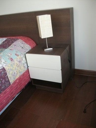 VELADOR - LIBRERO | dormitorio | Pinterest | Veladores, Cajonera y ...