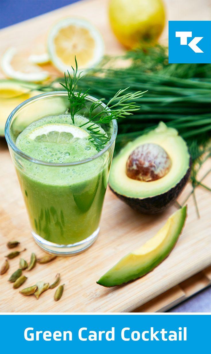 Avocado auf dem Brot, Avocado im Salat, Avocado zum Dippen... Aber kennt Ihr schon Avocado aus dem Glas?! Müsst Ihr unbedingt mal probieren! Gemixt mit Kefir, Mineralwasser und Zitronensaft ergibt das Ganze einen besonders gesunden und verdauungsfördernden Cocktail.