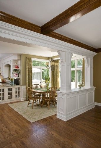 Traditional Kitchen By Great Rooms Designers & Builders In