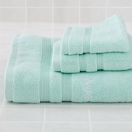 Mint Green Bath Towels Enchanting Fresh Start Bath Towels Mint In Personalized Gifts The Land Of