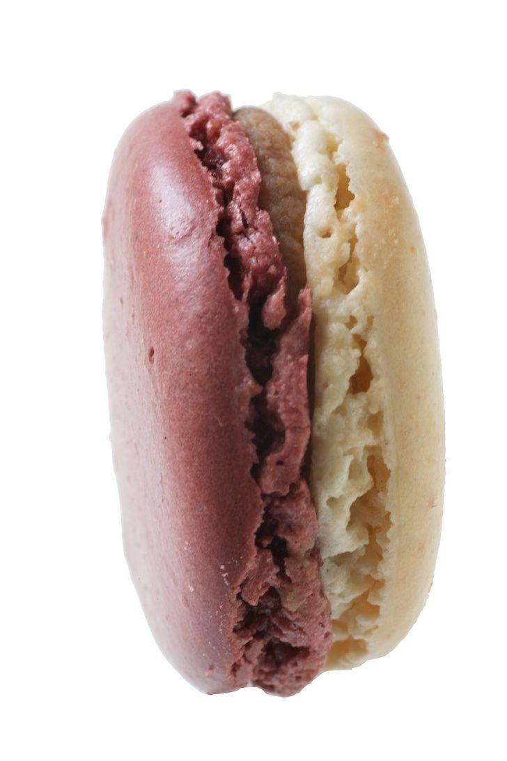 Macaron Jean-Paul Hévin. http://www.jphevin.com