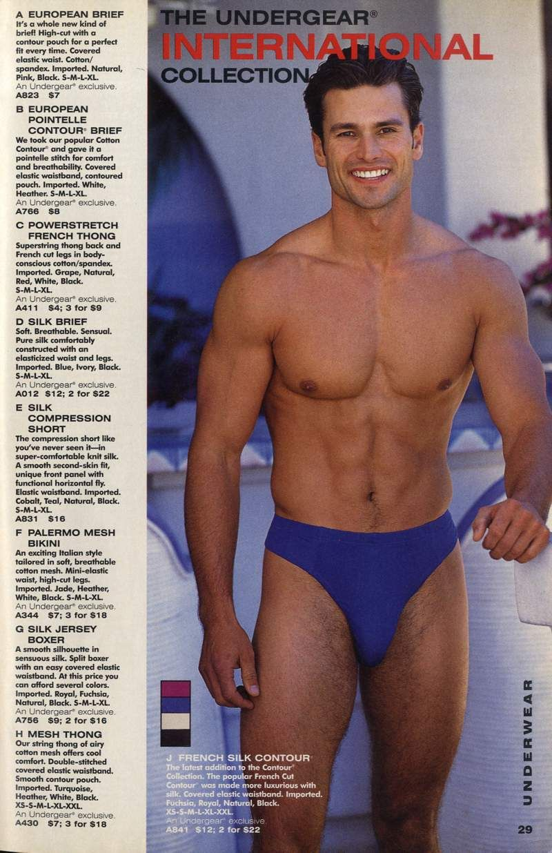 4a87c9213b Undergear 1980s, Men's Undies, Men's Underwear, Swimming, Mens Fashion,  Speedos,