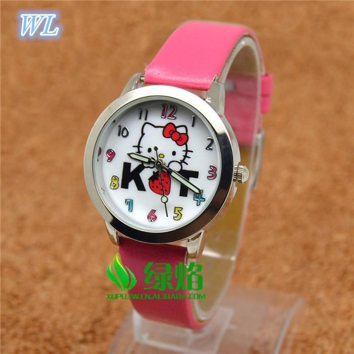 Gentle 3d Anime Kids Watches Silicone Fashion Life Waterproof Children Quartz Watch Girls Boys Child Watch Baby Clock Relogio Feminino Watches