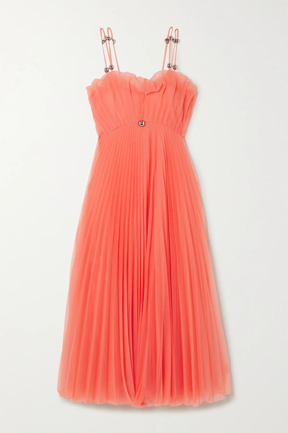 19++ Christopher kane orange dress ideas