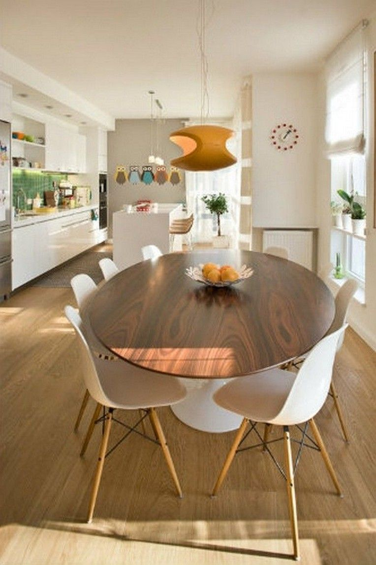 34 Comfortable And Modern Dining Tables You Need To See Right Now