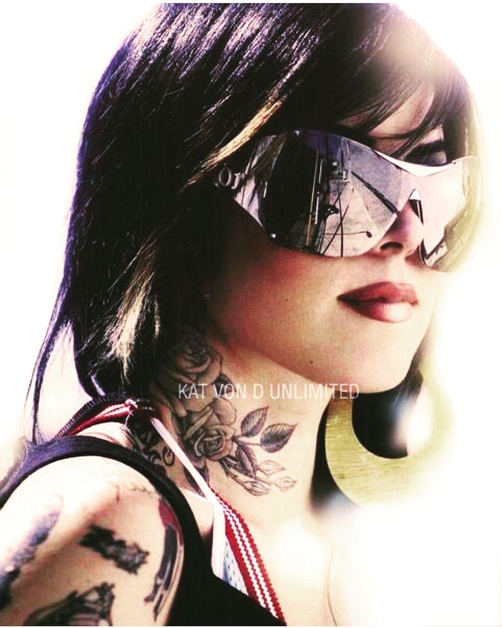 Tattoo Artist Make Up Guru Style Setter Artist Best Selling Author Musician Fashion Designer Animal Activist Vegan Daughter Sister F Kat Von D Tattoos