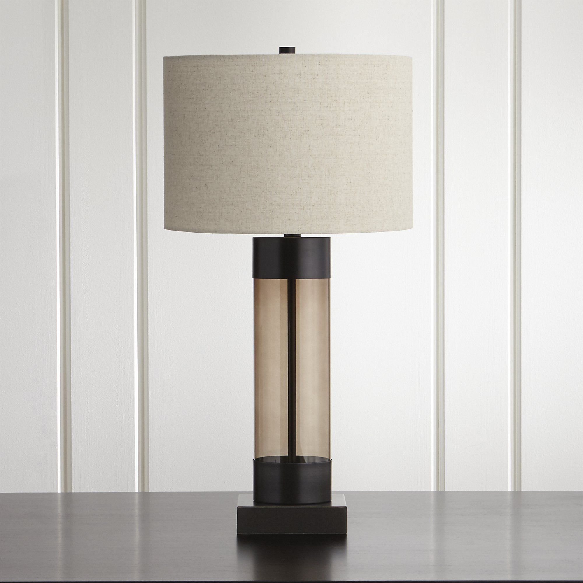 Avenue bronze table lamp with usb port crate and barrel crate avenue bronze table lamp with usb port crate and barrel geotapseo Gallery
