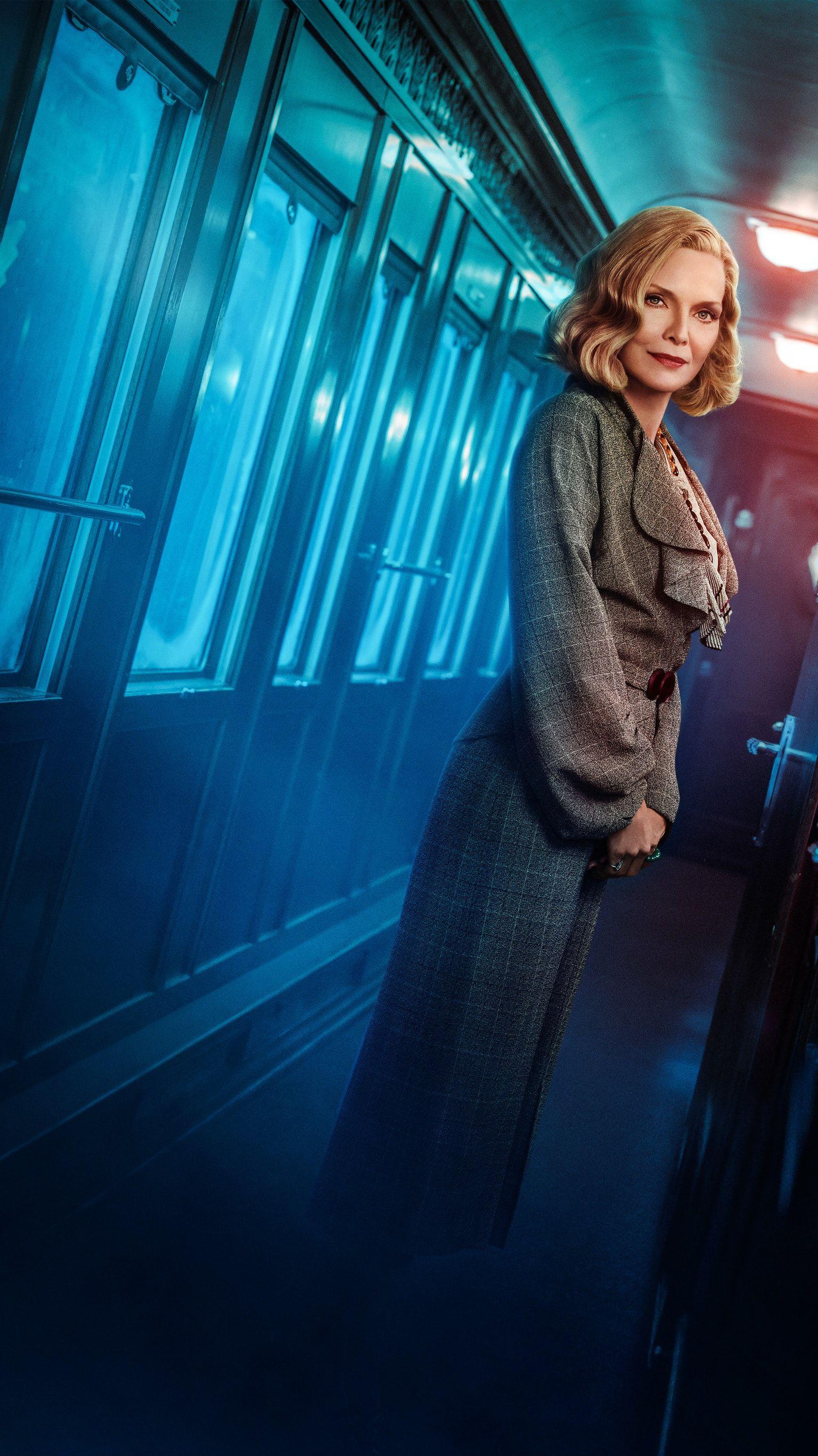 Pin Op Murder On The Orient Express