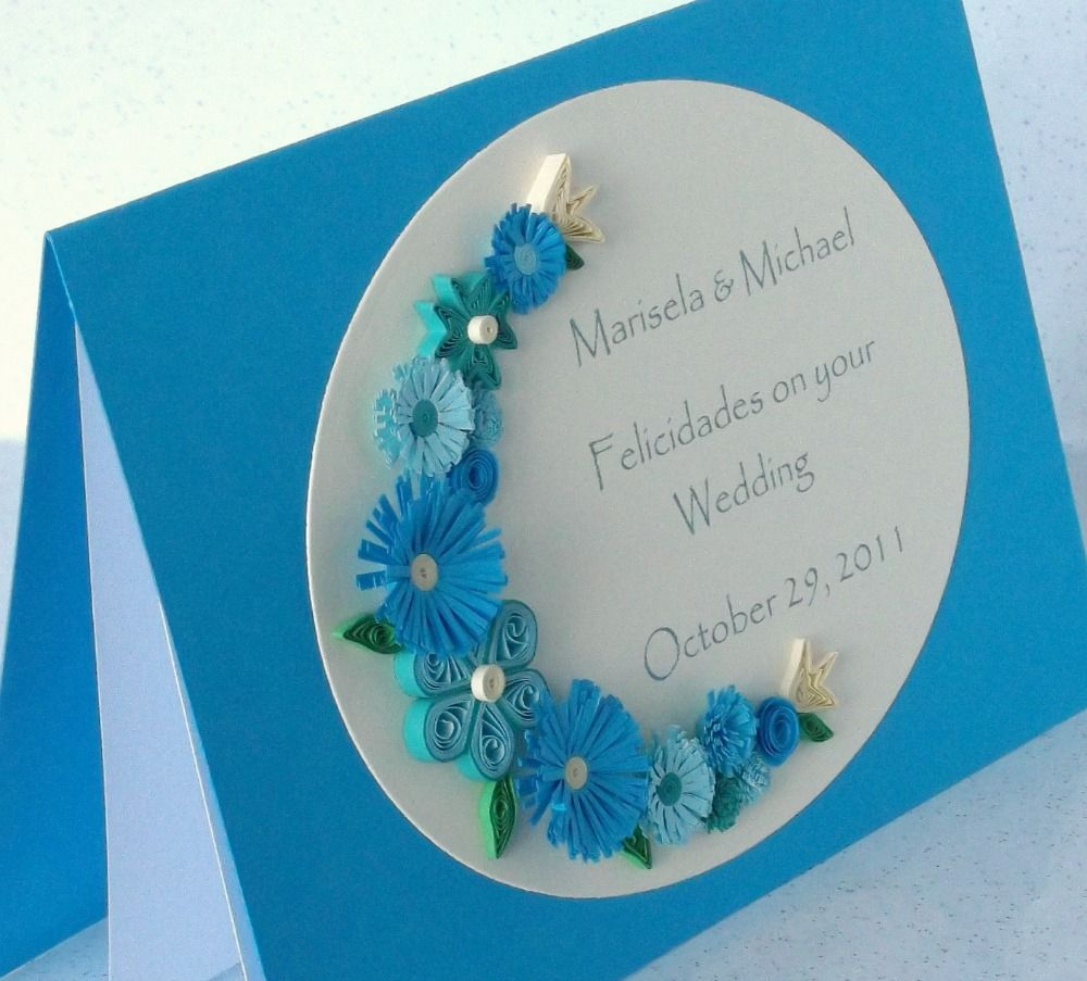 A Place Where I Can Share My Handmade Cards Quilled Or Otherwise