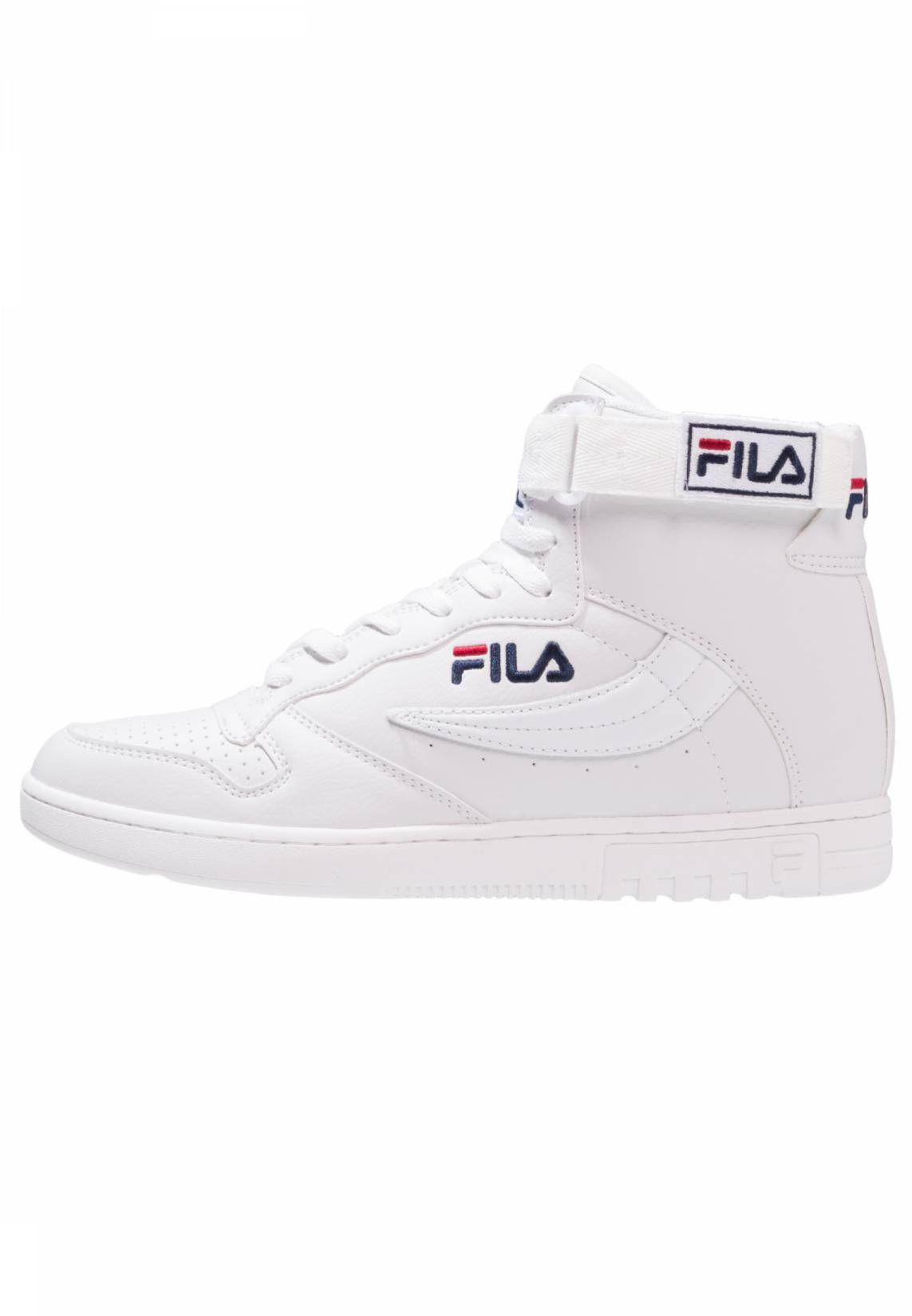 0db867b94192a Fila. FX-100 MID - Baskets montantes - white. Semelle de propreté ...