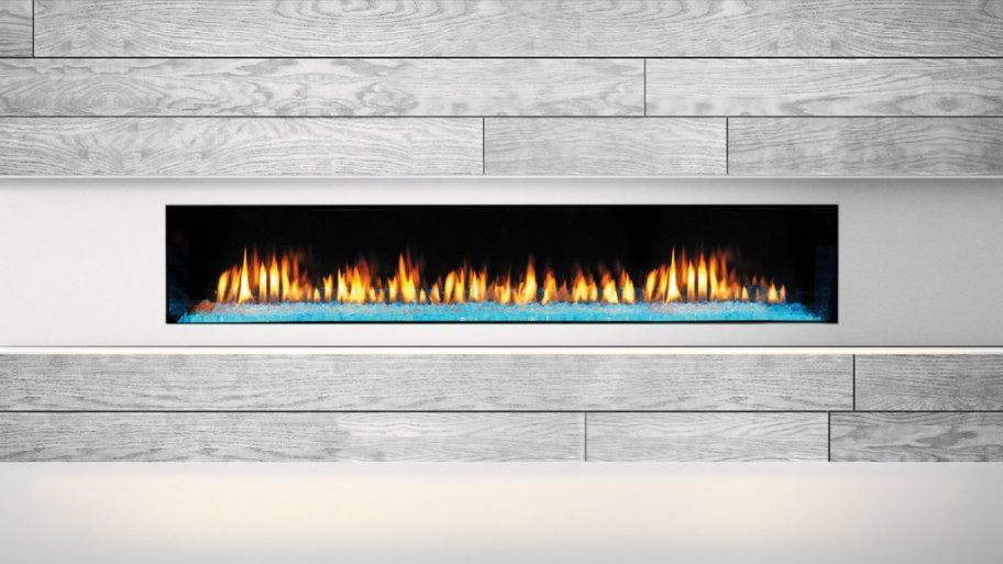 Linear Flush Gas Fireplaces Linear Gas Fireplace Is An Excellent