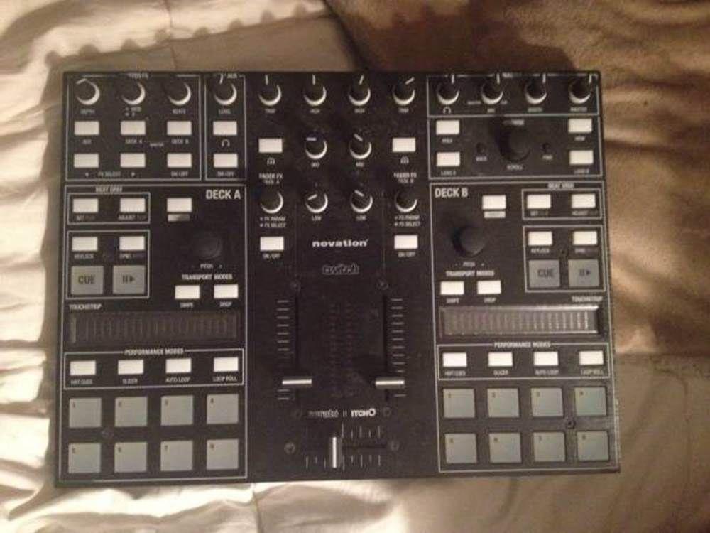 Novation Twitch 170.00 DJ Djgear Twitch, Dj gear