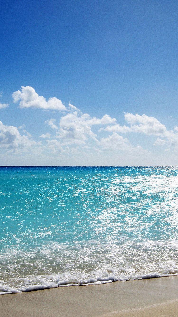 Mj67 Sea Water Ocean Sky Sunny Nature Fotografia Paisaje Fotografia De Playa Fondos De Pantalla Playas