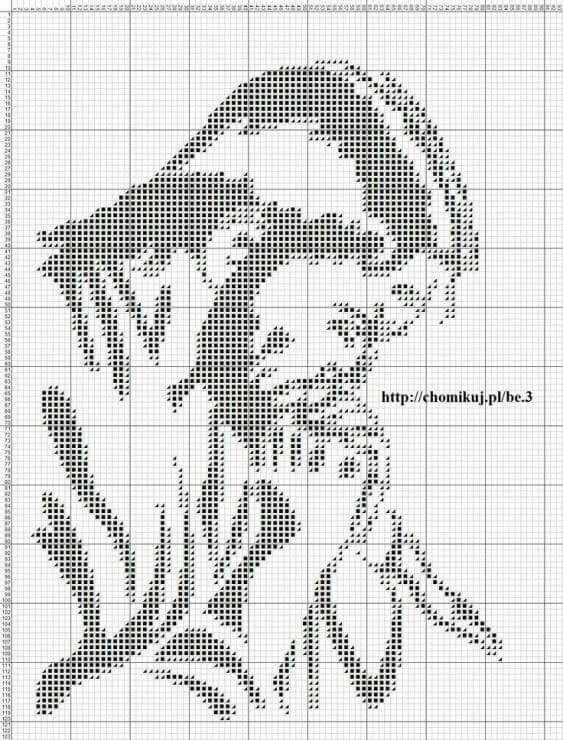 Pin de Anna Stoch en Wzory   Pinterest   Patrones de punto de cruz ...