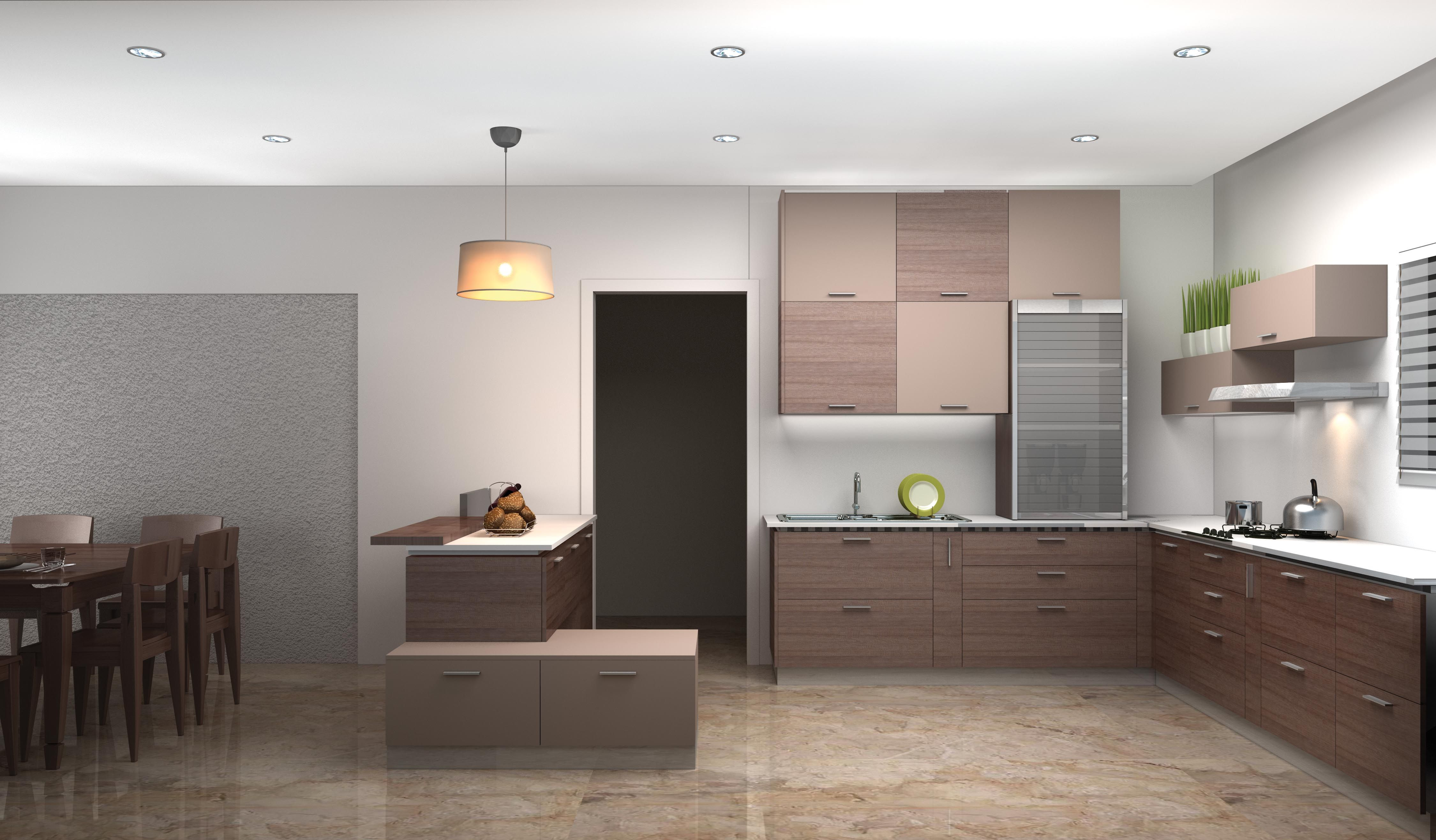 Are you looking for a modern kitchen design? We at Godrej Interio ...
