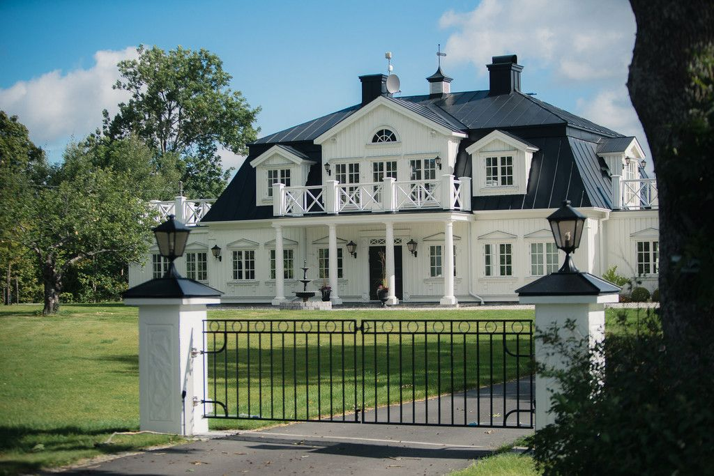Dream Home In Sweden Photo