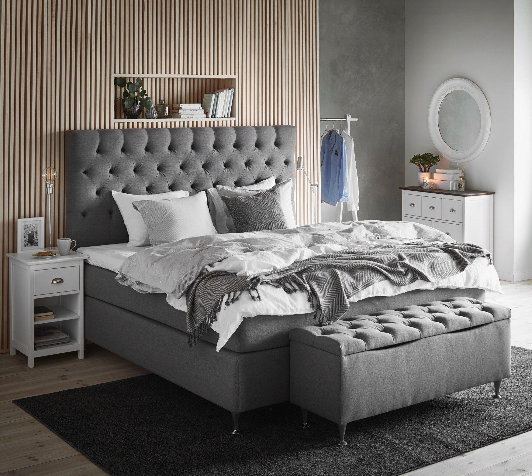 Sleep sittbänk med smart förvaring från Mio Bedroom sovrum Pinterest Sovrum och Inredning