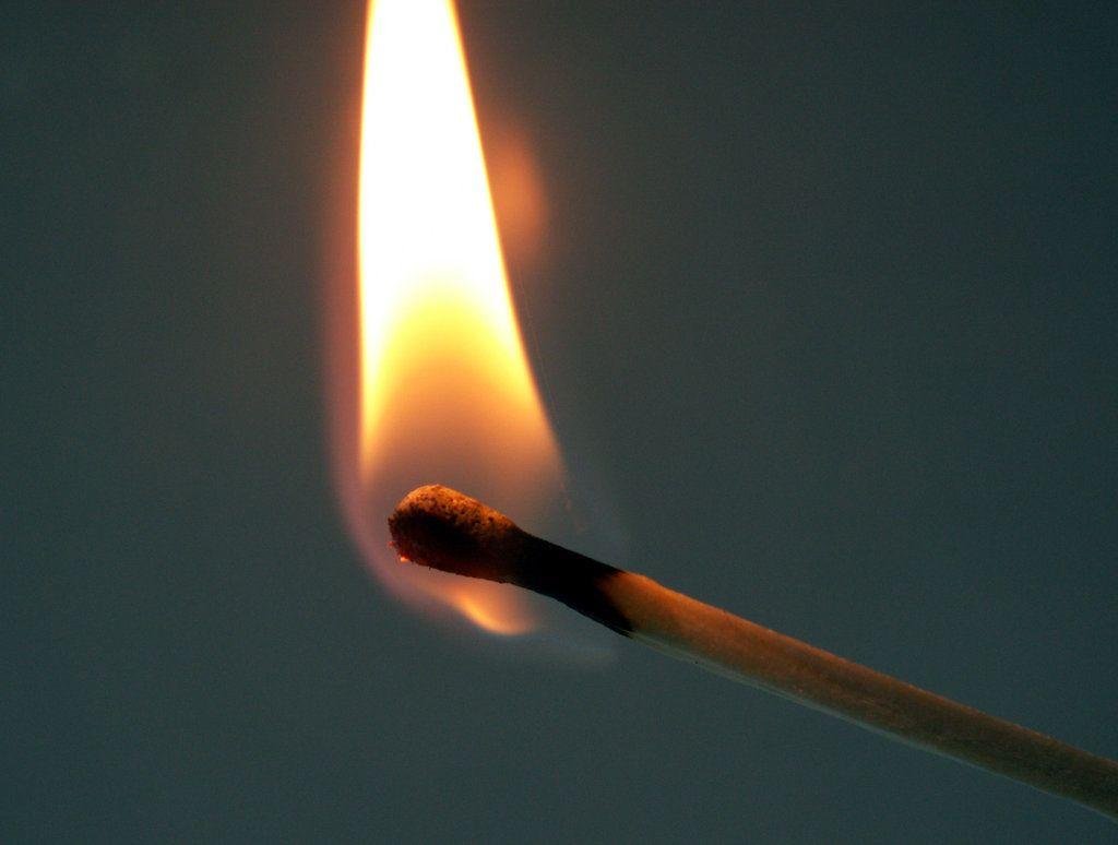 Lit Match Character Aesthetic Light My Fire Light