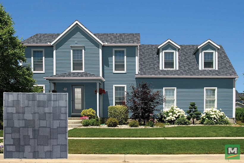 Best Premium Pro Rib® Multitone Architectural Roofing Panels 400 x 300