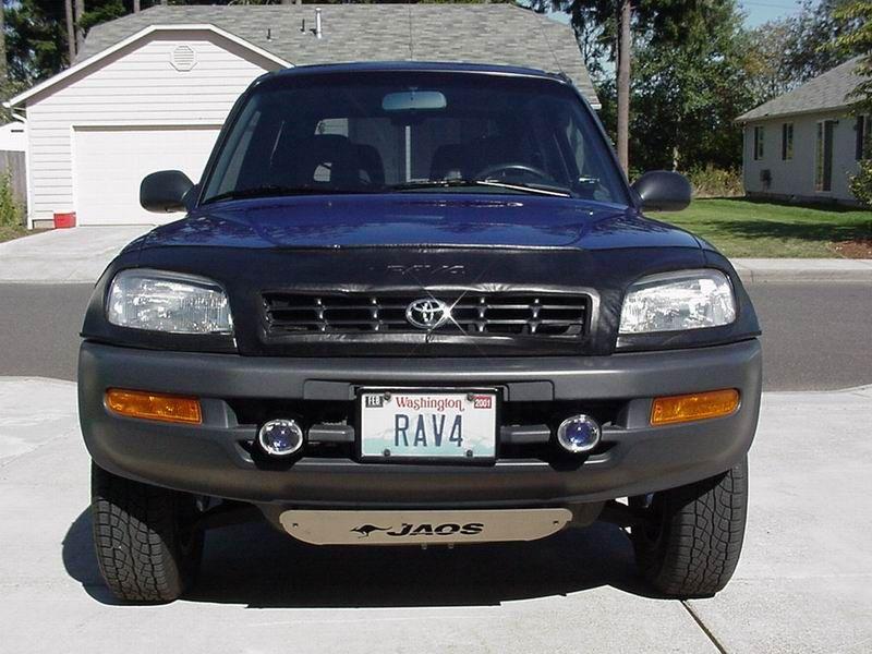 Toyota RAV4 JAOS Edition Rav4, Toyota rav4, Toyota