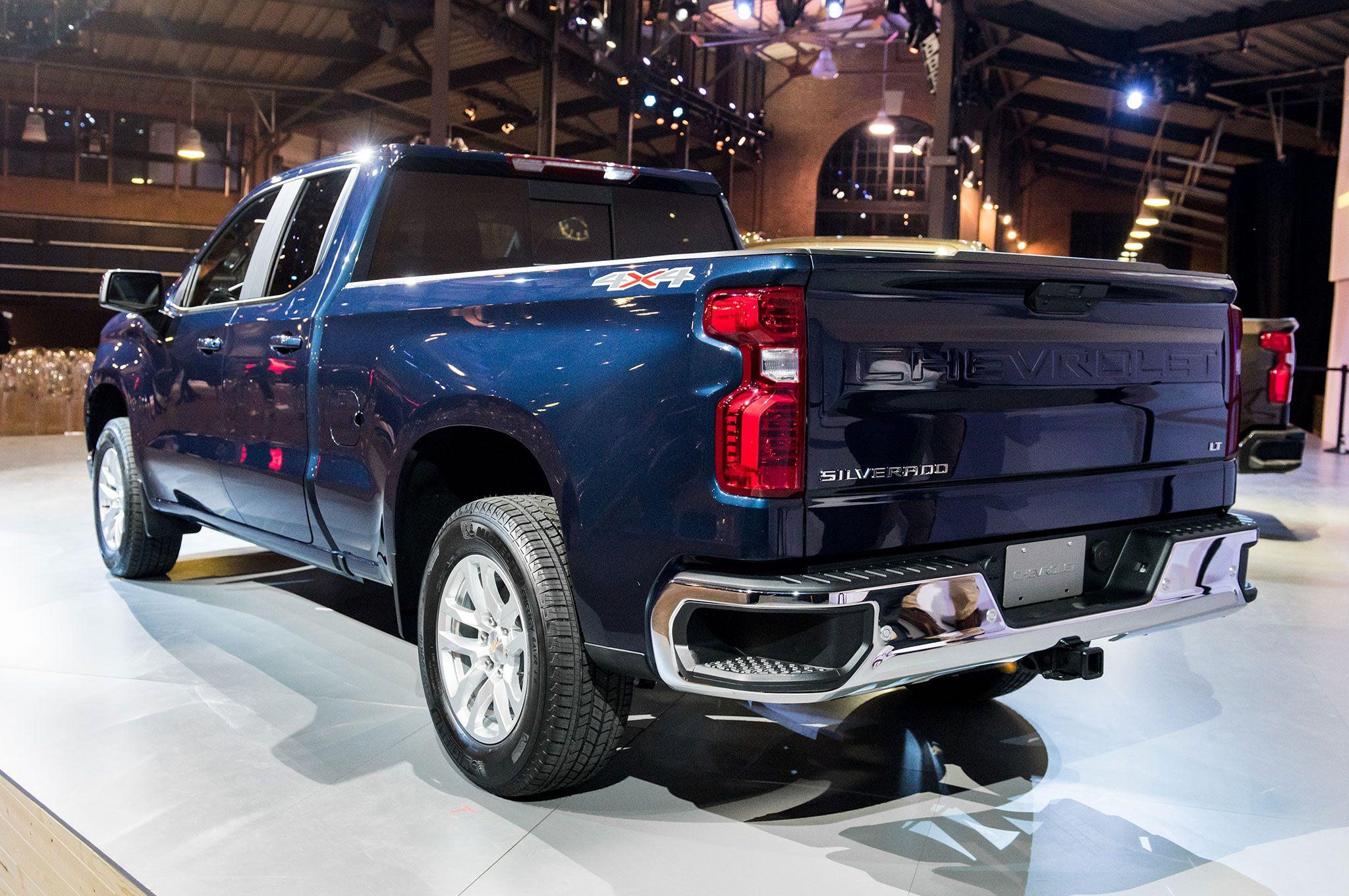 2019 Chevrolet Silverado 1500 LT trucks Pinterest