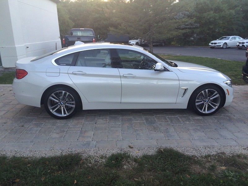 2017 BMW 4 Series 440i Gran Coupe 4dr Auto Gas