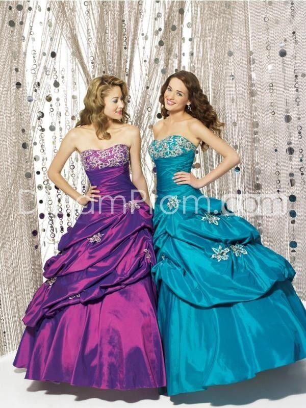 Quinceaera Ball Dress Sweet Sixteen Dress Designer Style ZBQ01073 ...