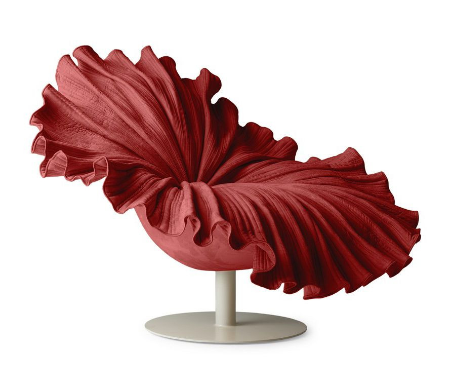 Beautiful Bloom Lounge Chair By Kenneth Cobonpue