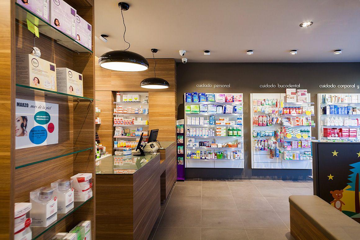 Proyectos De Reforma Dise O Y Fabricaci N De Mobiliario De  # Kohl Muebles Farmacia